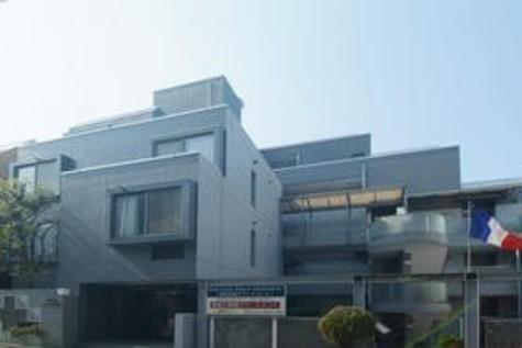 原宿東急アパートメント 建物画像1
