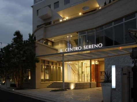 IL CENTRO SERENO(イルチェントロ・セレノ) 建物画像1