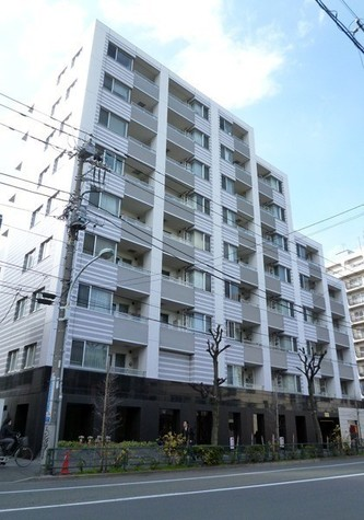 ダイナシティ三宿 建物画像1