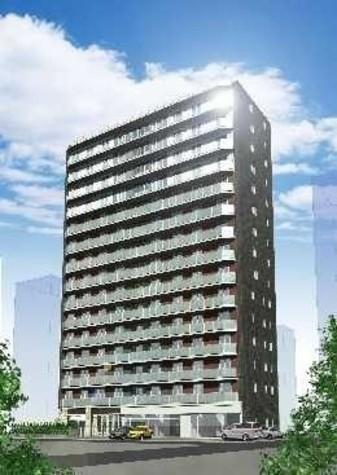 レジディア上野御徒町 建物画像1