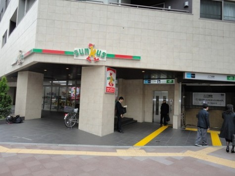アーバネックス銀座東(旧セントラルステージ銀座) 建物画像10