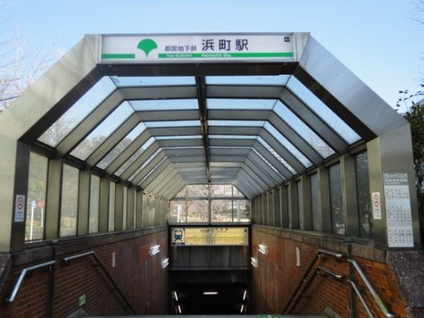 フュージョナル日本橋浜町 建物画像10