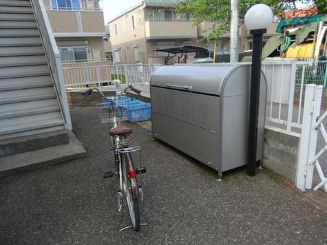 敷地内ゴミBOX