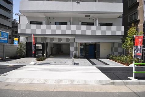 プレミアムキューブ田町 建物画像10