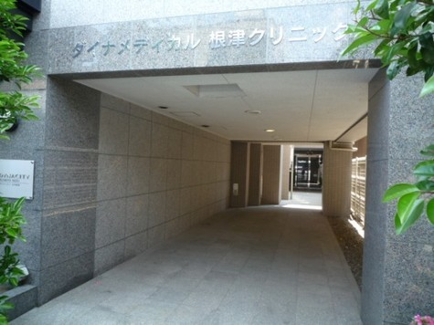 ダイナシティ文京根津 建物画像2