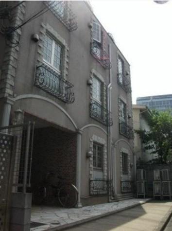 ウェルハウス広尾 建物画像2