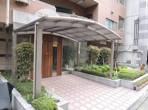 ユニーブル田町 建物画像2
