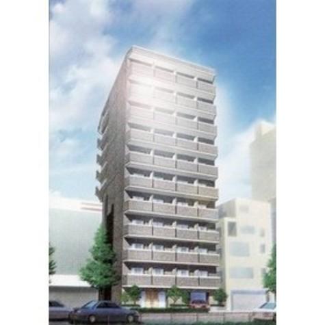 エスコート蒲田 建物画像2