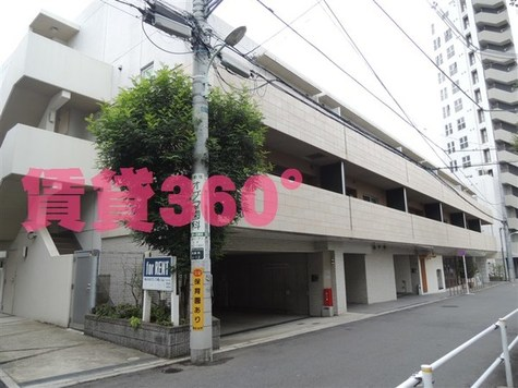 プラチナコート広尾 建物画像2