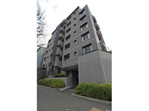 WTCディアコート目黒平町 建物画像2
