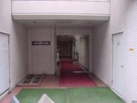 藤和ハイタウン新宿 建物画像2