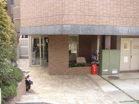 菱和パレス品川島津山 建物画像2
