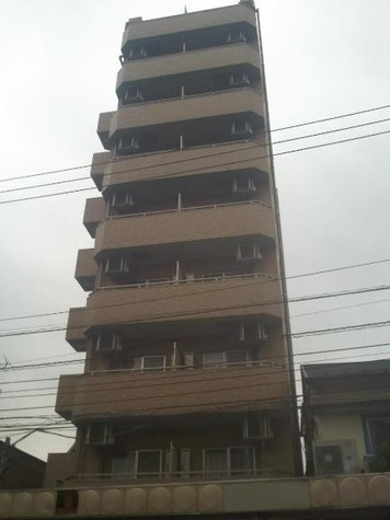 グランヴァン大井町 建物画像2