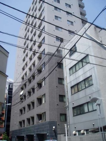 パレステュディオ新宿御苑駅前 建物画像2
