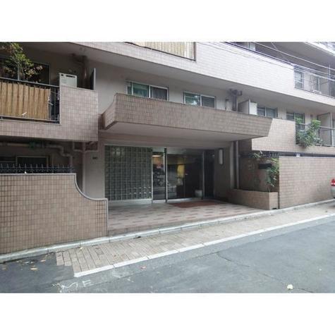 広尾ハイツ 建物画像2