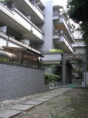 ワコーレ代々木Ⅱ 建物画像2