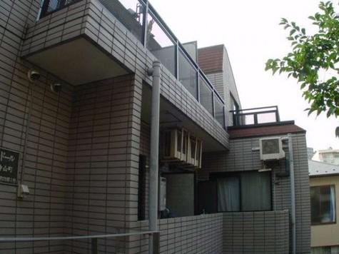 パレドール渋谷神山町 建物画像2
