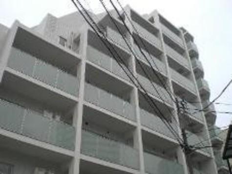 MFPRコート目黒南(旧コスモグラシア目黒) 建物画像2