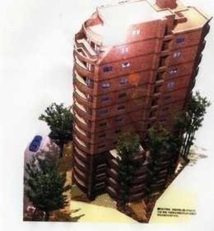 パレ・ソレイユ西新宿 建物画像2