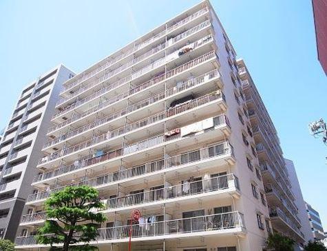 メガロン大井町 建物画像2