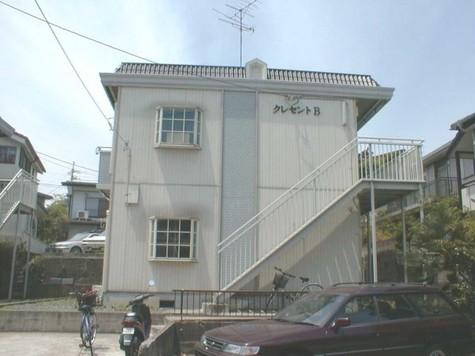 クレセントB 建物画像2