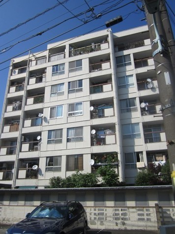 中目黒コーポラス 建物画像2