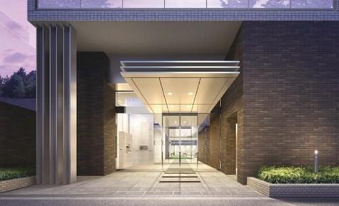 クリオ横浜フロントレジデンス 建物画像2