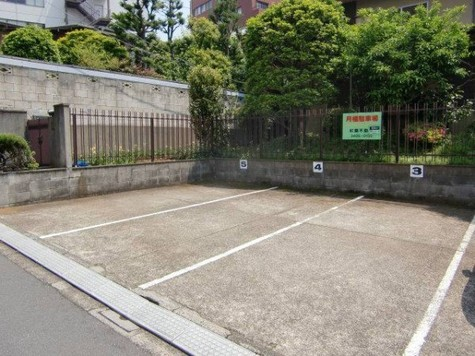 千駄ヶ谷パークコート 建物画像2