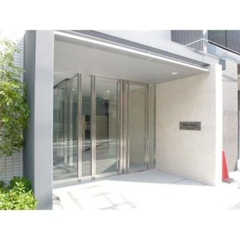 パークアクシス横浜反町公園 建物画像2