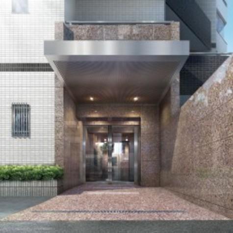 プレール・ドゥーク多摩川 建物画像2