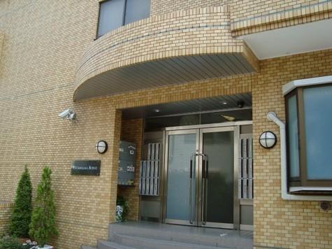 柿の木坂アベニュー 建物画像2
