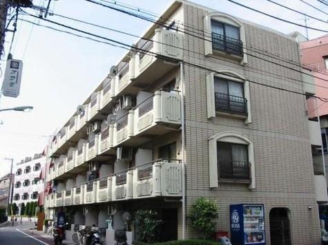 ベルサイユ目黒 建物画像2