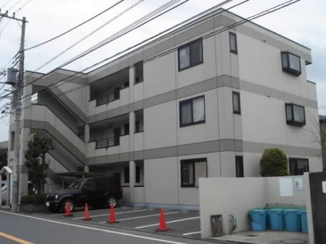 メゾンコンフォース 建物画像2