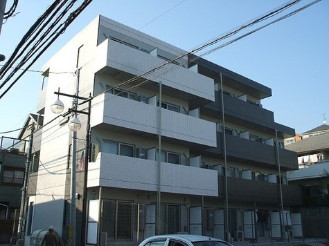 G・Aステージ白楽 建物画像2