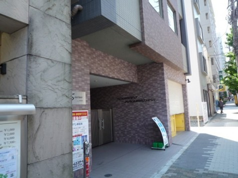 スリアン神楽坂 建物画像2