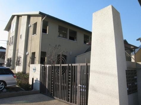 ラピスコート菊名 建物画像2