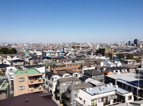 Grand Bleu Komazawa   グランブルー駒沢 建物画像2