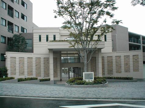 アンジュの丘横濱常盤台 建物画像2