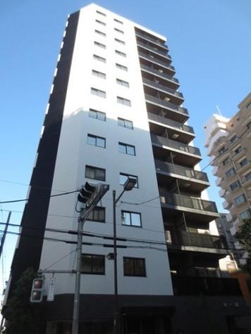 パークアクシス上野松が谷 建物画像2