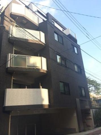 広尾 3分マンション 建物画像2