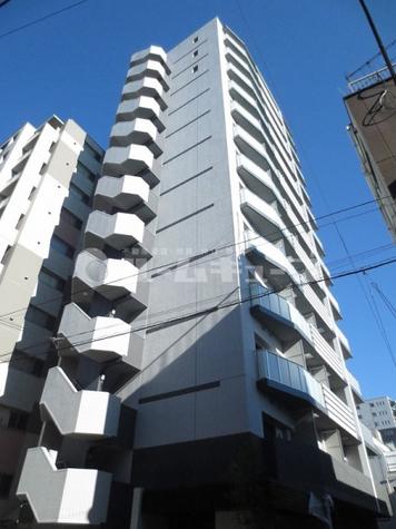 パークアクシス東上野 建物画像2