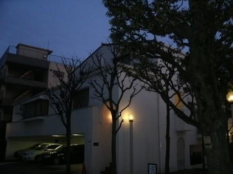 ガーデン目黒 建物画像2