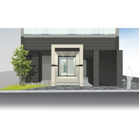 クリスタルK横浜 建物画像2