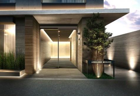 LEGALAND MEGURO(リーガランド目黒) 建物画像2