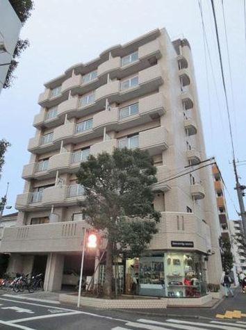 柿の木坂スカイパレス (平町1) 建物画像2