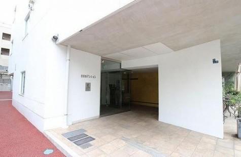 白金台マンション 建物画像2