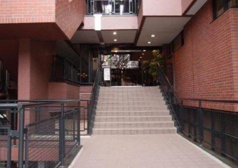 高輪タウンハウス 建物画像2