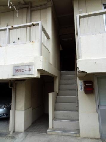 池田コーポ 建物画像2