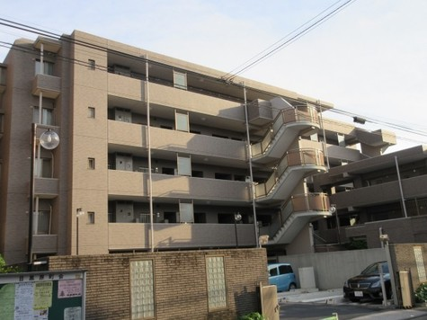 グランヴェール目黒 建物画像2