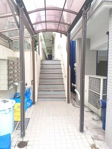 御殿山スカイマンション 建物画像2
